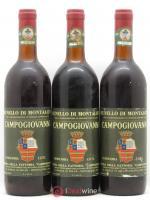 Brunello di Montalcino DOCG Campogiovanni 1971