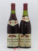 Pernand-Vergelesses Ile des Vergelesses Rollin Père & Fils 1984
