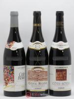 Côte-Rôtie Trilogie La Turque La Landonne - La Mouline Guigal 2012