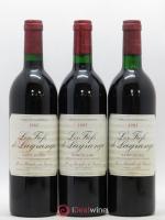 Les Fiefs de Lagrange Second Vin 1985