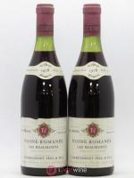 Vosne-Romanée Les Beaumonts Remoissenet 1978