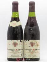 Chassagne-Montrachet Clos Devant François Colin 1986
