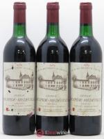 Château Respide Médeville 1989