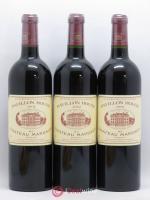 Pavillon Rouge du Château Margaux Second Vin 2002