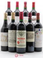 Caisse Collection Duclot Petrus, Lafite Rothschild, Latour, Mouton Rothschild, Margaux, Haut Brion, Mission, Cheval Blanc et Ausone 1997
