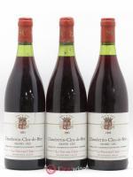Chambertin Clos de Bèze Grand Cru Savour Club 1985