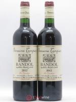 Bandol Domaine Tempier La Tourtine Famille Peyraud 2012