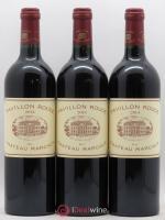 Pavillon Rouge du Château Margaux Second Vin 2014