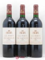 Les Forts de Latour Second Vin 1992