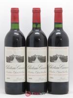 Château Canon 1er Grand Cru Classé B 1982