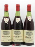 Chambertin Grand Cru Henri Rebourseau 1981