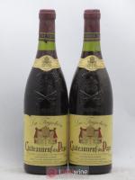 Châteauneuf-du-Pape Domaine Palestor La Fagotiere Pierre Chastan 1981