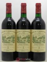 Château Carbonnieux Cru Classé de Graves 1986