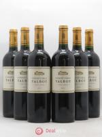 Connétable de Talbot Second vin 2012