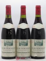 Clos de Vougeot Grand Cru Jacques Prieur (Domaine) 1989