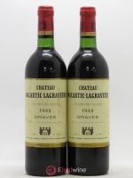 Château Malartic-Lagravière Cru Classé de Graves 1982