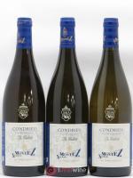 Condrieu Assortiment (2012-2013-2014) Vignobles du Monteillet La Grillette Montez ----