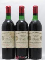 Château Cheval Blanc 1er Grand Cru Classé A 1968