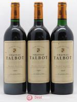 Château Talbot 4ème Grand Cru Classé 1990