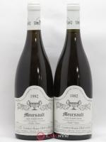 Meursault Les Narvaux Chavy-Chouet Vieilles Vignes 1992