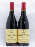 IGP Pays d'Hérault Grange des Pères Laurent Vaillé 2015