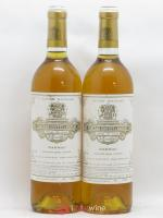 Château Coutet Cuvée Madame 1er Grand Cru Classé 1989