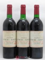 Château Lynch Bages 5ème Grand Cru Classé 1986