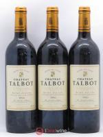 Château Talbot 4ème Grand Cru Classé 1996