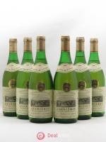Jasnières Cuvée Clos St Jacques Vieilles Vignes Domaine de la Charriere Gigou 1989
