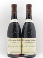 Châteauneuf-du-Pape Marie Beurrier Henri Bonneau & Fils 1998