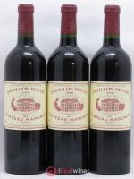 Pavillon Rouge du Château Margaux Second Vin 2004