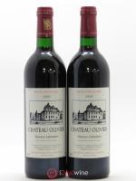 Château Olivier Cru Classé de Graves 1989