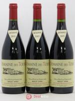 IGP Pays du Vaucluse (Vin de Pays du Vaucluse) Merlot-Syrah Domaine des Tours E.Reynaud 2005
