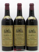 Barolo DOCG Antiche Cantine Della Abbazia Dell Annunziata Renato Ratti 1962