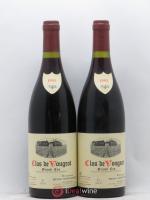 Clos de Vougeot Grand Cru Domaine Henri Rebourseau 1995