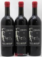 Rosso di Montalcino Azienda Agricola Cerbaiola 2016