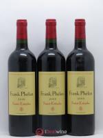 Frank Phélan Second Vin 2009
