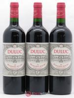Duluc Second Vin 2015