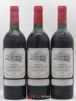 Bordeaux Supérieur Château La Tuilerie du Puy 1997