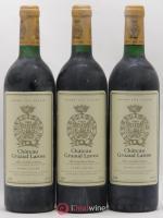 Château Gruaud Larose 2ème Grand Cru Classé 1989