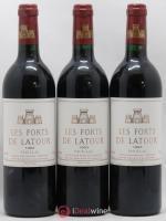 Les Forts de Latour Second Vin 1993