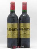 Château Brane Cantenac 2ème Grand Cru Classé 1988
