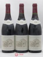 Givry Les Petits Buis Vignerons Réunis à Buxy 1999