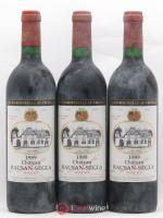 Château Rauzan Ségla (Rausan Ségla) 1989
