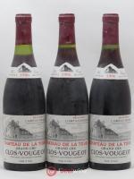 Clos de Vougeot Grand Cru Château de La Tour 1986