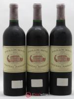 Pavillon Rouge du Château Margaux Second Vin 2003