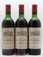 Côtes de Bourg Château les Rocques 1966