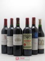 Caisse Primeurs (1 Petrus, 1 Margaux, 1 Mouton-Rothschild, 1 Haut-Brion, 1 Latour, 1 Cheval Blanc) 2005
