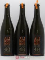 Vin de France Agnes Paquet & David Moret  Ali Boit Boit et les 40 Buveurs Méthode Ancestrale 2018