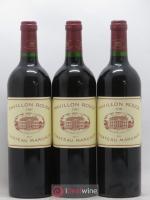 Pavillon Rouge du Château Margaux Second Vin 2011